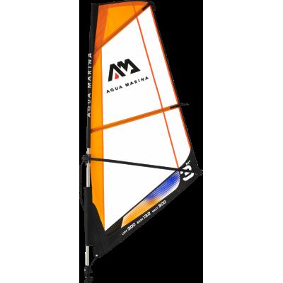 Dacron sail with PET window BT-20BL-3S