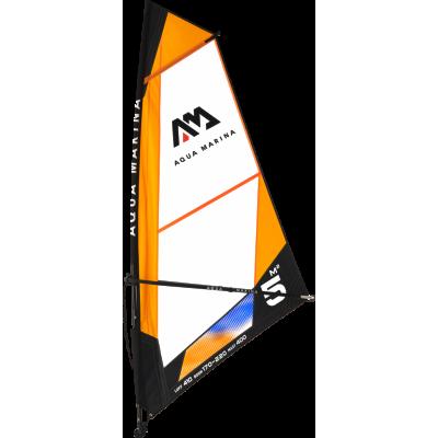 Dacron sail with PET window BT-20BL-5S